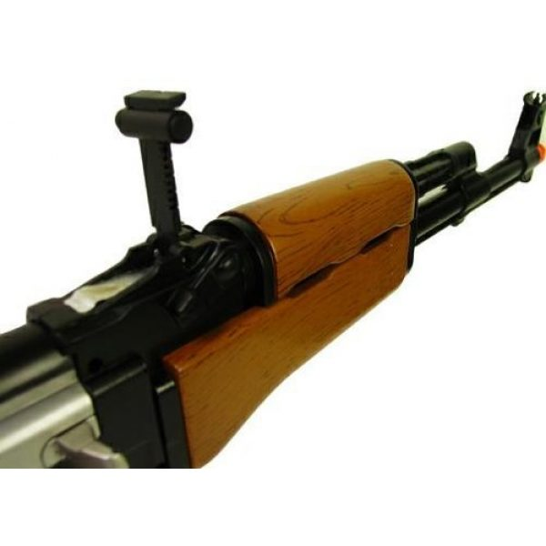 BBTac Airsoft Rifle 3 BBTac BT-022 Airsoft Gun Electric Rifle Full Size Automatic, large magazine, ready to play package