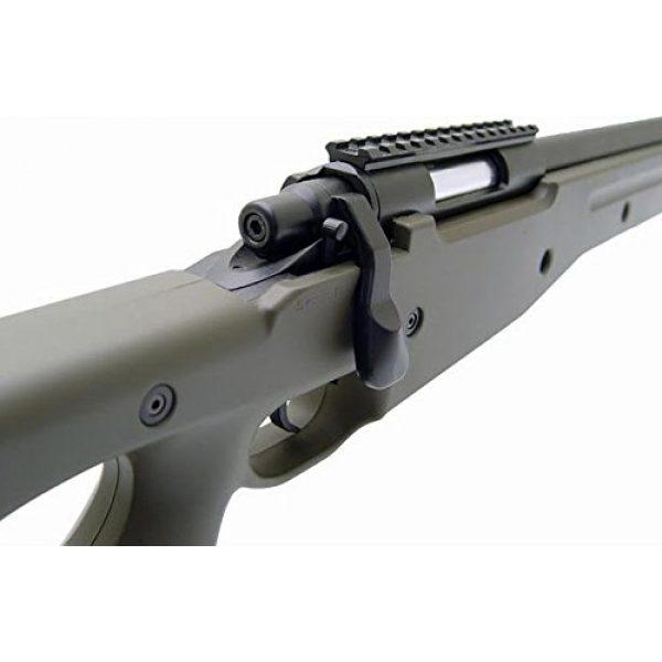 AGM Airsoft Rifle 7 AGM L96 AWP Spring Airsoft Sniper Gun OD