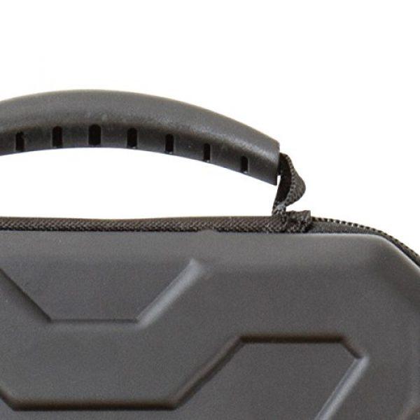 Allen Company Pistol Case 6 Allen Exo Soft Molded Handgun Case
