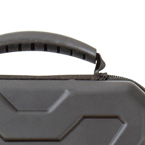 Allen Company  6 Allen Exo Soft Molded Handgun Case