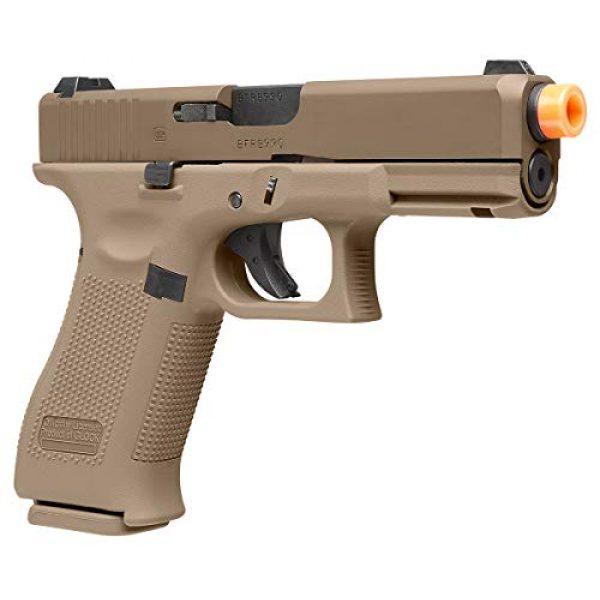 Umarex Airsoft Pistol 3 Umarex Glock 19X GBB Blowback 6mm BB Pistol Airsoft Gun, Glock 19X Airsoft Gun (2276328)