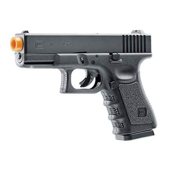 Umarex USA Airsoft Pistol 3 GLOCK 19 Gen3 6mm BB Pistol Airsoft Gun, Standard