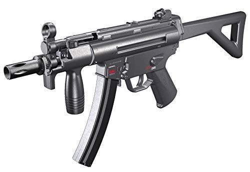 Umarex Airsoft Rifle 3 Umarex HK Heckler & Koch MP5 K-PDW Semi Automatic .177 Caliber BB Gun Air Rifle