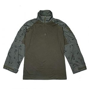 TMC Tactical Shirt 1 TMC ORG Cutting G3 Combat Shirt (Night Camo) for Airsoft Outdoor Game