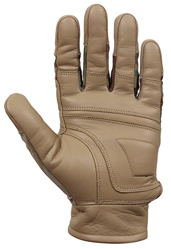 Rothco Airsoft Glove 3 Rothco Hard Knuckle Cut and Fire Resistant Gloves