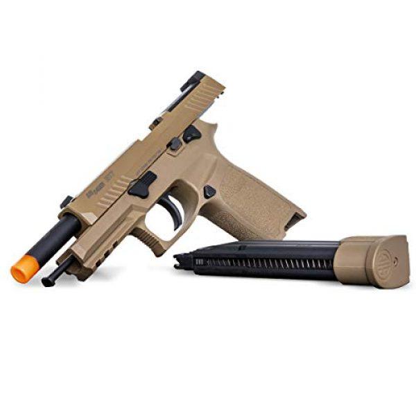 Sig Sauer Airsoft Pistol 6 Sig Sauer Airsoft Proforce M17