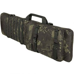 Wisport Airsoft Gun Case 1 Wisport Rifle Case 100cm Multicam Black