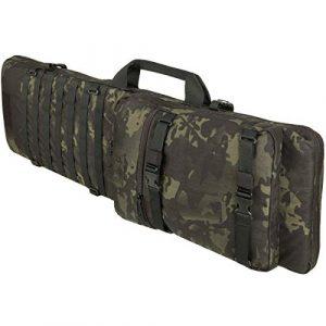 Wisport  1 Wisport Rifle Case 100cm Multicam Black