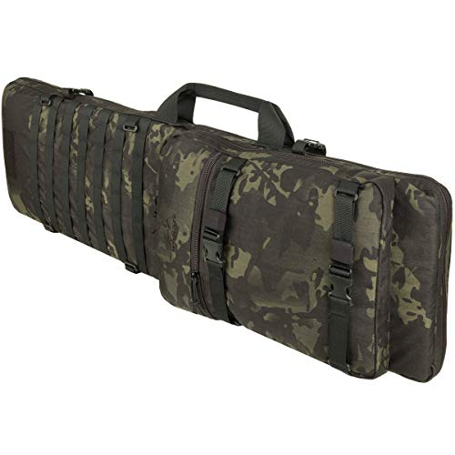 Wisport  1 Wisport Rifle Case 100cm Multicam Black