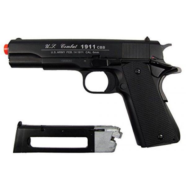 WG Airsoft Pistol 6 wg model-4613 full metal 1911 co2 blowback(Airsoft Gun)