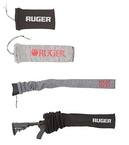 Allen Company Airsoft Gun Case 4 Allen Ruger Silicone Treated Knit Handgun Sock