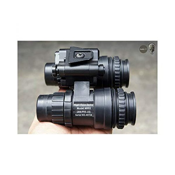 TMC Airsoft Tool 4 TMC Dummy an/ PVS15 NVG for Airsoft Tactical Hunting Outdoor Game