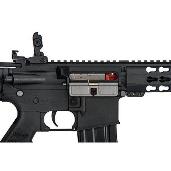 "Lancer Tactical Airsoft Rifle 7 Lancer Tactical G2 Airsoft LT-19B M4 Carbine 10"" AEG Rifle - BLACK"