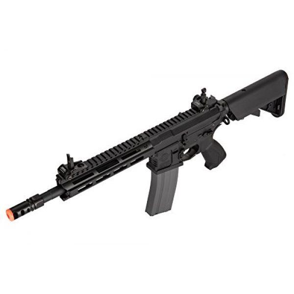 G&G Airsoft Rifle 4 G&G CM16 Raider 2.0 6mm AEG Airsoft Rifle in Black w/Battery & Charger