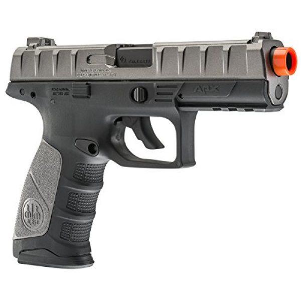Umarex Airsoft Pistol 4 Umarex 2274306 USA, Beretta APX Blowback Co2 6mm Airsoft BB Pistol