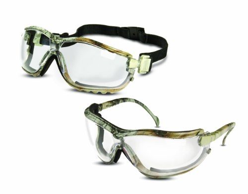 Mossy Oak Hunting Accessories Airsoft Goggle 1 Mossy Oak Hunting Accessories Scooba MO-CMOC Sport Goggles Clear Lens