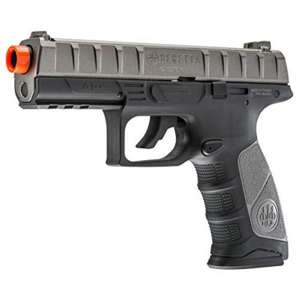 Umarex Airsoft Pistol 2 Umarex 2274306 USA, Beretta APX Blowback Co2 6mm Airsoft BB Pistol
