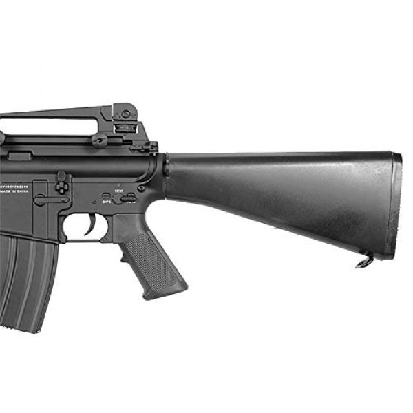 MetalTac Airsoft Rifle 6 MetalTac CYMA CM013 Electric Airsoft Gun RAS with Polymer Body, Metal Gearbox Version 2, Full Auto AEG, Powerful Spring 370 Fps with .20g BBS