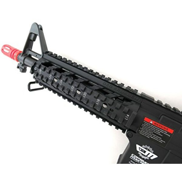 G&G Airsoft Rifle 5 G&G combat machine 16 raider battery & charger combo(Airsoft Gun)