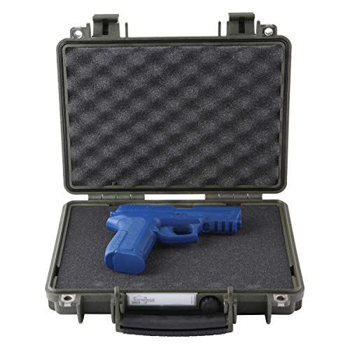 Explorer Cases Airsoft Gun Case 2 Explorer Cases 3005 Single Pistol Case W/Foam Equiv. Pelican P1075