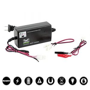 Valken Airsoft Battery Charger 1 Valken Airsoft NiMH Smart Battery Charger - 6V-12V