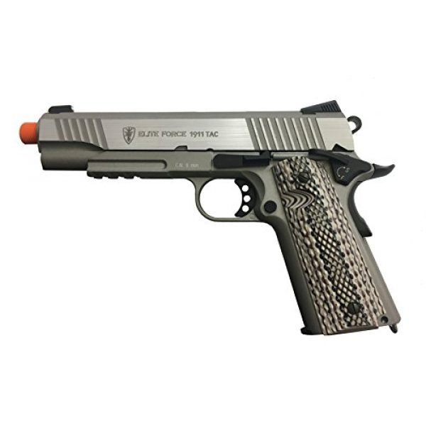 Elite Force Airsoft Pistol 1 Elite Force G3 1911 Full Metal CO2 Blowback Airsoft Pistol