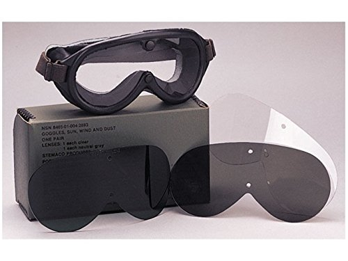 Uvex Airsoft Goggle 2 Uvex 10350 Genuine Sun Wind & dust Goggles