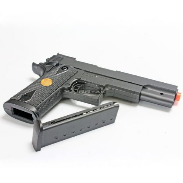 BBTac Airsoft Pistol 5 bbtac dual spring p169 spring pistols 260 fps spring airsoft gun (two pack)(Airsoft Gun)