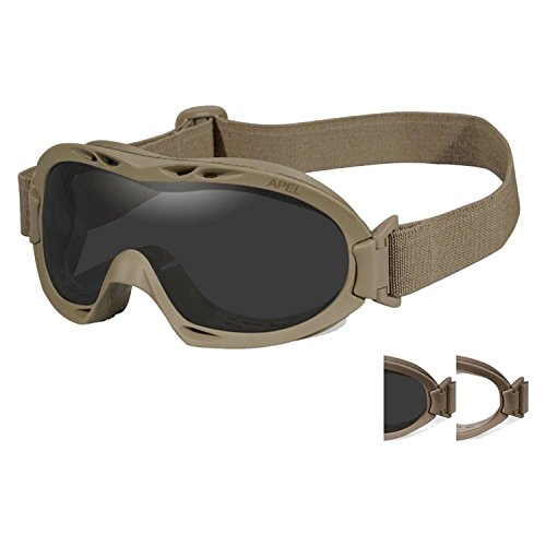 Wiley X Airsoft Goggle 1 Wiley X Nerve