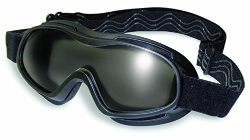 Global Vision Airsoft Goggle 2 Global Vision Spider Goggle Motorcycle Eyewear with Clear & Smoke Lens KIT