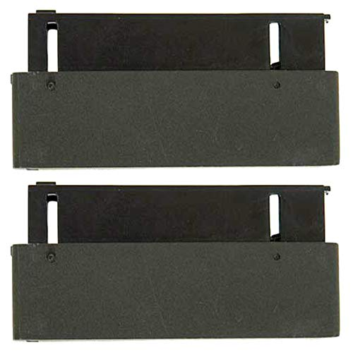 BBTac Airsoft Magazine 2 BBTac Airsoft Magazine Clip for Airsoft Sniper Rifle MB01 30 Rounds Mag Two Pack