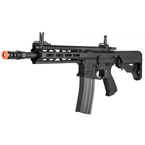 G&G Airsoft Rifle 2 G&G CM16 Raider 2.0 6mm AEG Airsoft Rifle in Black w/Battery & Charger