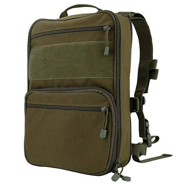 Kayheng Airsoft Tactical Vest 3 Kayheng Tactical Vest Airsoft Ammo Chest Rig 5.56 9mm Magazine Carrier with Molle Flatpack Backpack