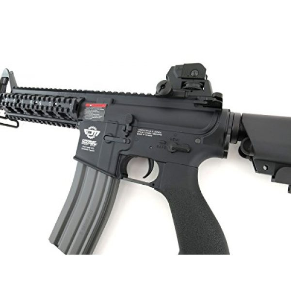 G&G Airsoft Rifle 3 G&G combat machine 16 raider battery & charger combo(Airsoft Gun)