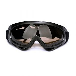 Andux Airsoft Goggle 1 Andux Land Airsoft Goggles Anti-Fog Anti-Glare Lenses