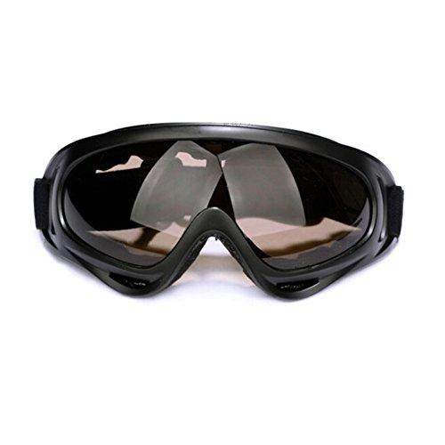 Andux Airsoft Goggle 1 Andux Land Airsoft Goggles Anti-Fog Anti-Glare Lenses