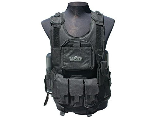 GXG Airsoft Tactical Vest 2 GXG Deluxe Tactical Paintball Vests