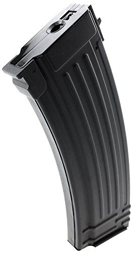SportPro Airsoft Magazine 3 SportPro CYMA 150 Round Metal Medium Capacity Magazine for AEG AK47 AK74 Airsoft Black