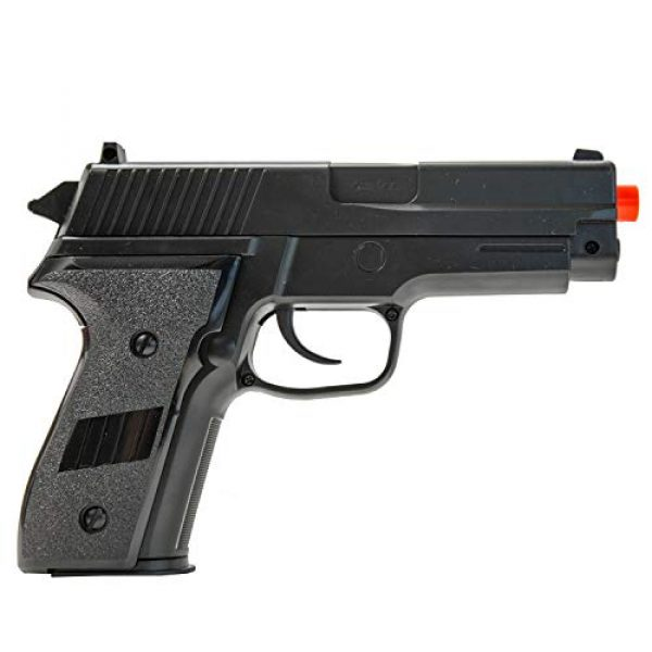 Fire Power Airsoft Pistol 2 Firepower Interrogator Spring Powered Airsoft Pistol, 260 FPS