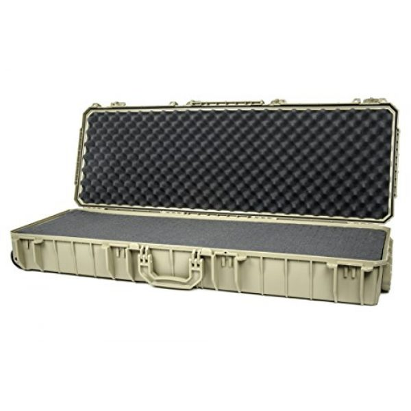 Seahorse Protective Equipment Cases Rifle Case 2 Seahorse SE1530 Tactical Long Case with Foam