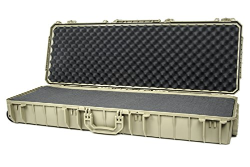 Seahorse Airsoft Gun Case 2 Seahorse SE1530 Tactical Long Case with Foam