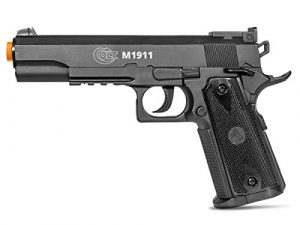 Colt Airsoft Pistol 1 Colt Special Combat 1911 CO2 Airsoft Pistol with Hop-Up