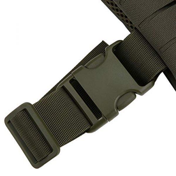 Demeras Airsoft Tactical Vest 6 Demeras Training Tactics Vest Multifunctional Anti-Static Thick CS Outdoor Vest for Children