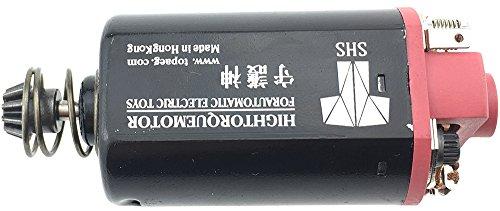 SportPro Airsoft Tool 2 SportPro High Torque Short Shaft Motor for AEG Airsoft Black