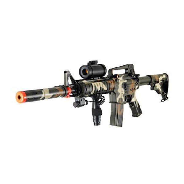 Double Eagle Airsoft Rifle 1 Double Eagle M832A2CAMO AEG Tactical Airsoft Rifle Gun