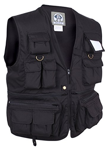 Rothco Airsoft Tactical Vest 2 Rothco Uncle Milty Travel Vest