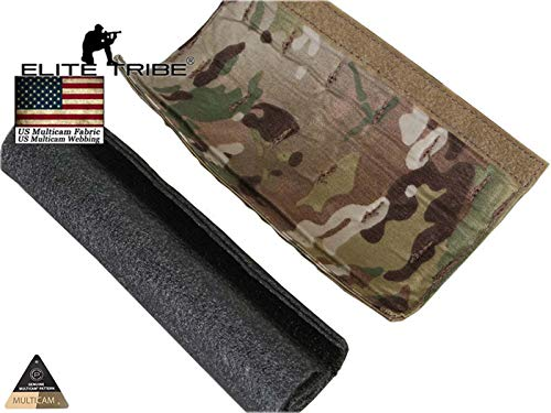 Elite Tribe Airsoft Tool 3 Elite Tribe Airsoft Tactical Rifle Suppressor Cover 18cm Quick Release Multicam