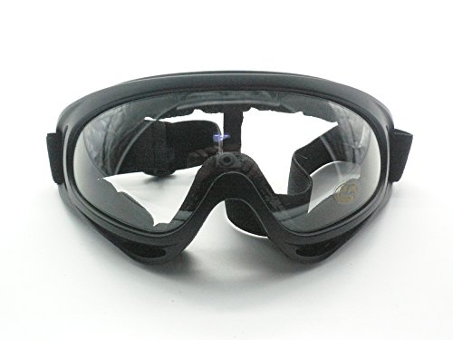 Oidon Airsoft Goggle 1 Oidon Airsoft / Paintball X400 Tactical Goggle Glasses - Dust Wind UV Protection