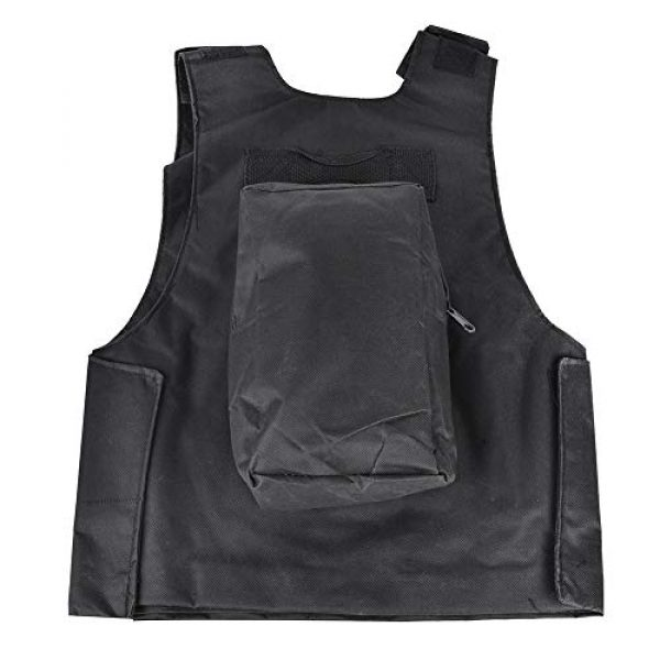 Jacksking Airsoft Tactical Vest 6 Jacksking Tactics Vest,Outdoor Military Children Tactics Vest Sports Waterproof Protector Training Accessory