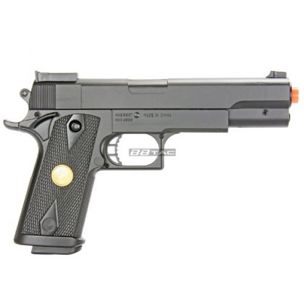 BBTac Airsoft Pistol 2 bbtac p169 airsoft 260 fps spring pistol with functional safety and reinforced trigger(Airsoft Gun)